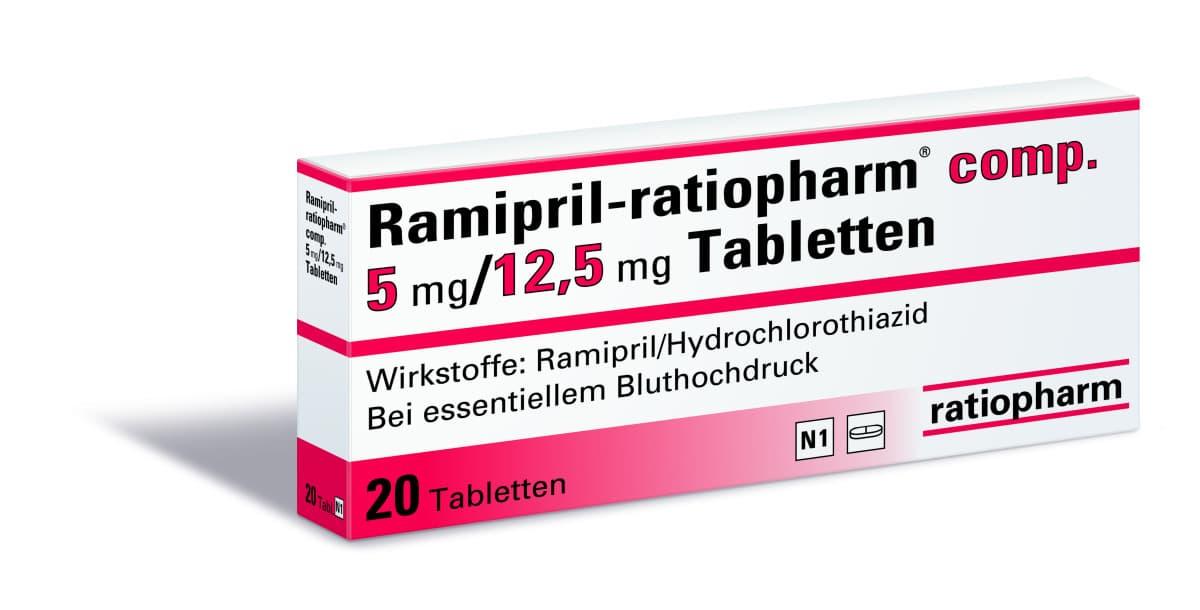 Ramipril Rezeptfrei Kaufen ᐅ Ramipril Ohne Rezept Online Bestellen