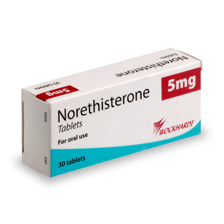 Norethisteron Pille