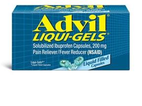 Advil Liquid Gel
