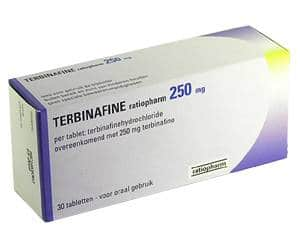 lamisil - terbinafin
