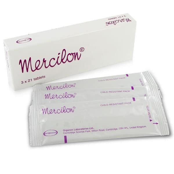 Mercilon Pille