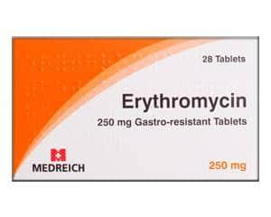 tripper antibiotika