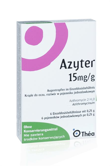 Azyter Augentropfen