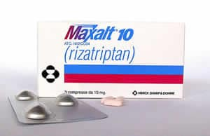 Maxalt, Rizatriptan