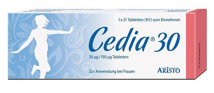 Cedia 20 / 30 Pille