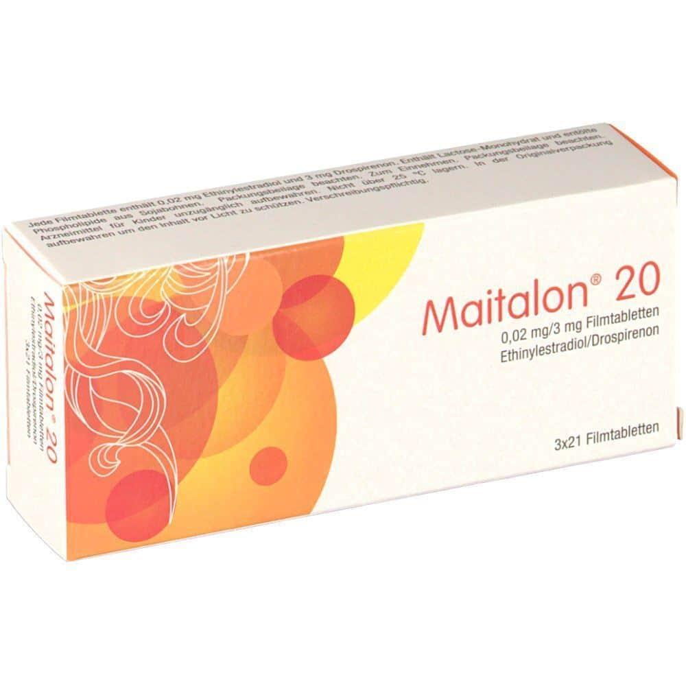 Maitalon Pille 20 / 30 ohne Rezept kaufen Rezeptfrei Preis