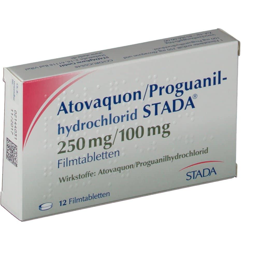atovaquon-proguanil