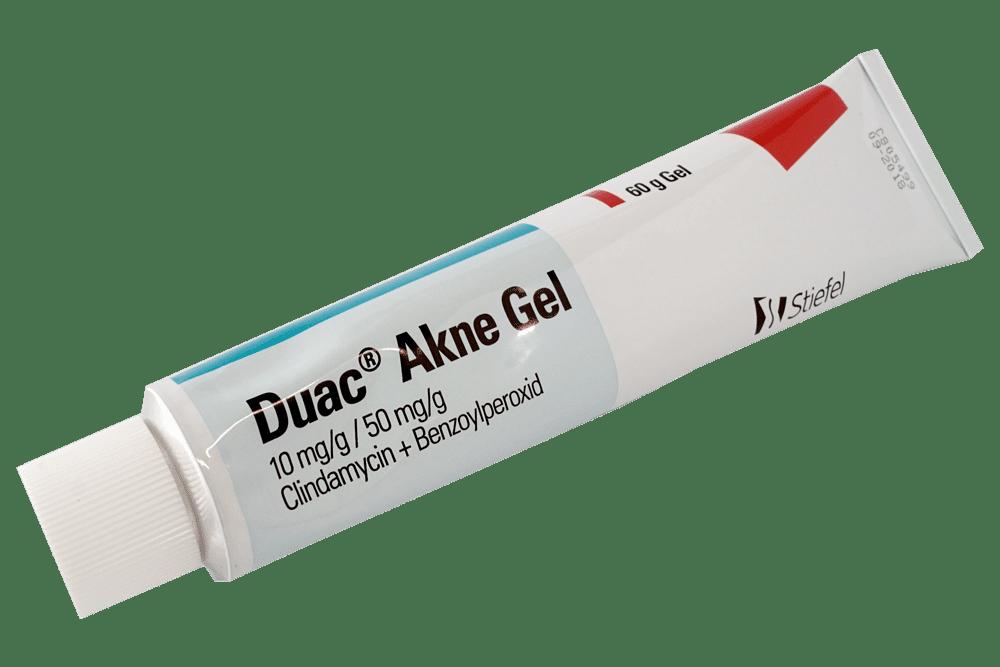 Duac Akne Gel
