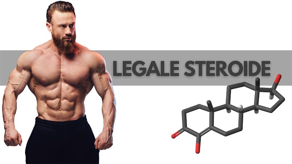 Legale Steroide